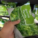 grocery frozen broccoli